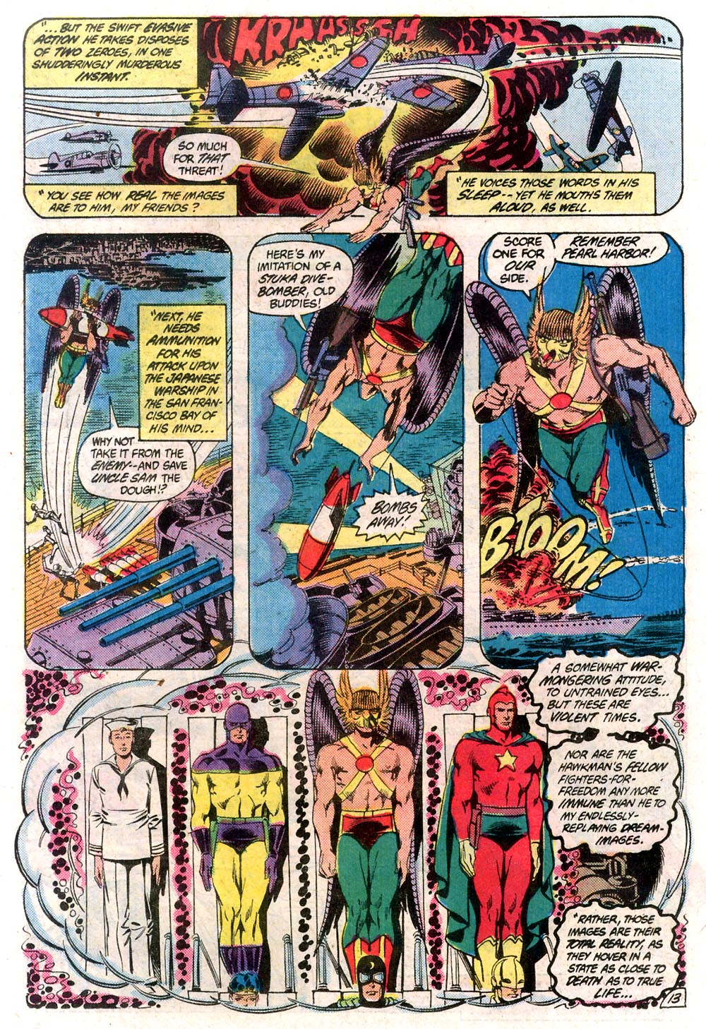 Read online All-Star Squadron comic -  Issue #19 - 13