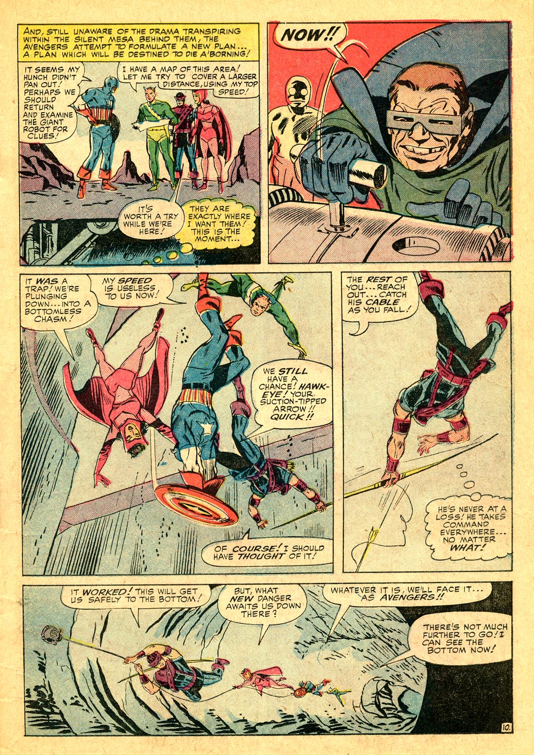The Avengers (1963) 17 Page 10