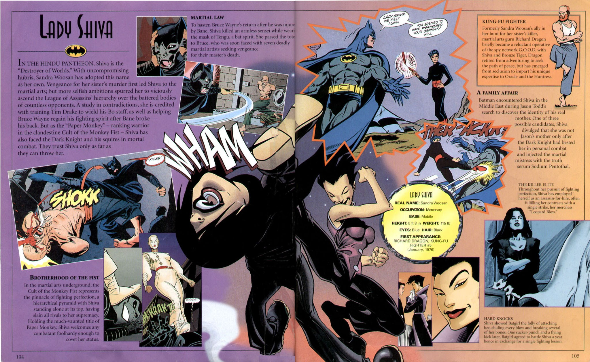 Batman The Ultimate Guide To The Dark Knight TPB | Viewcomic reading