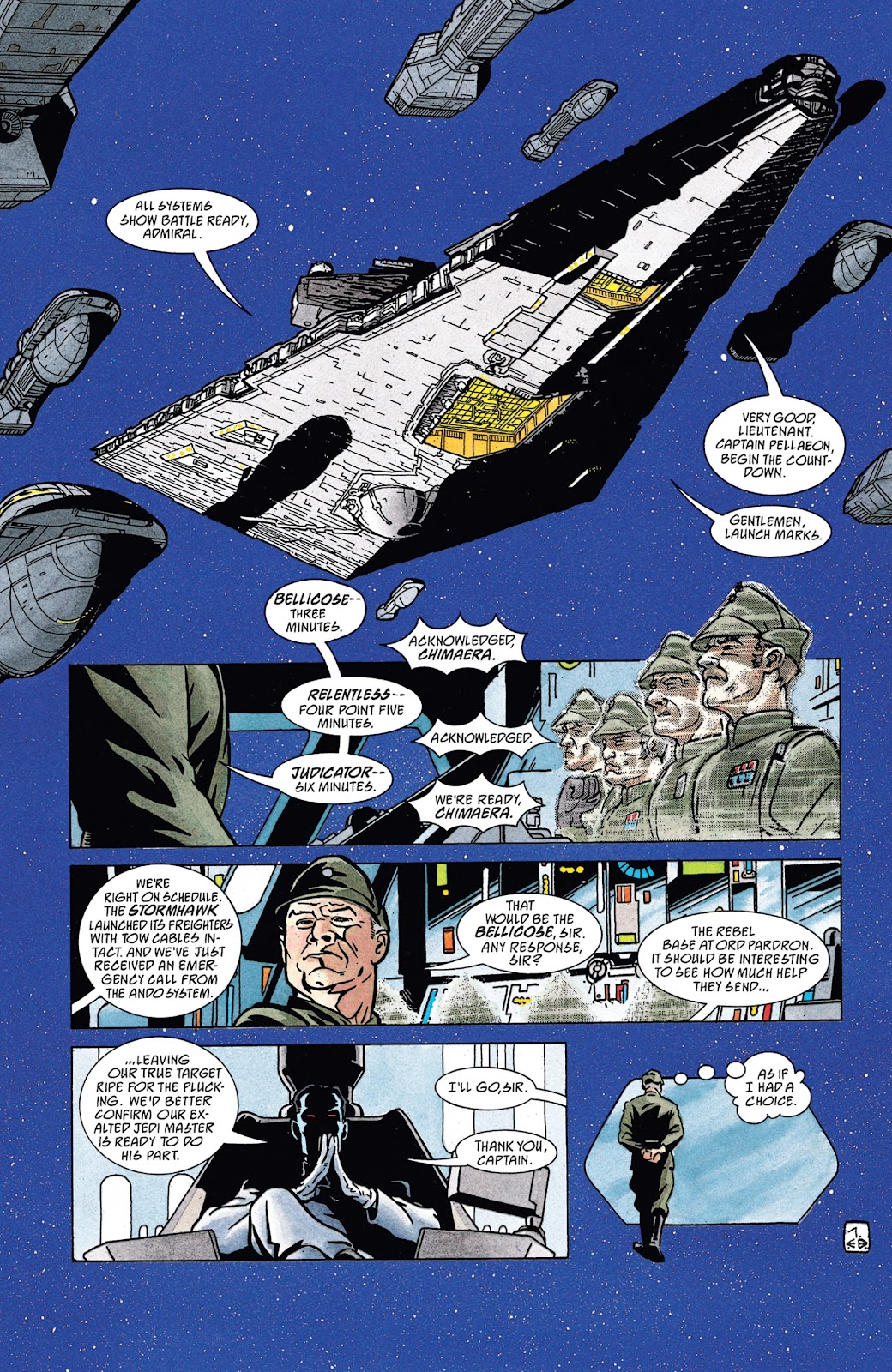 Read online Star Wars Legends: The New Republic - Epic Collection comic -  Issue # TPB 4 (Part 3) - 99
