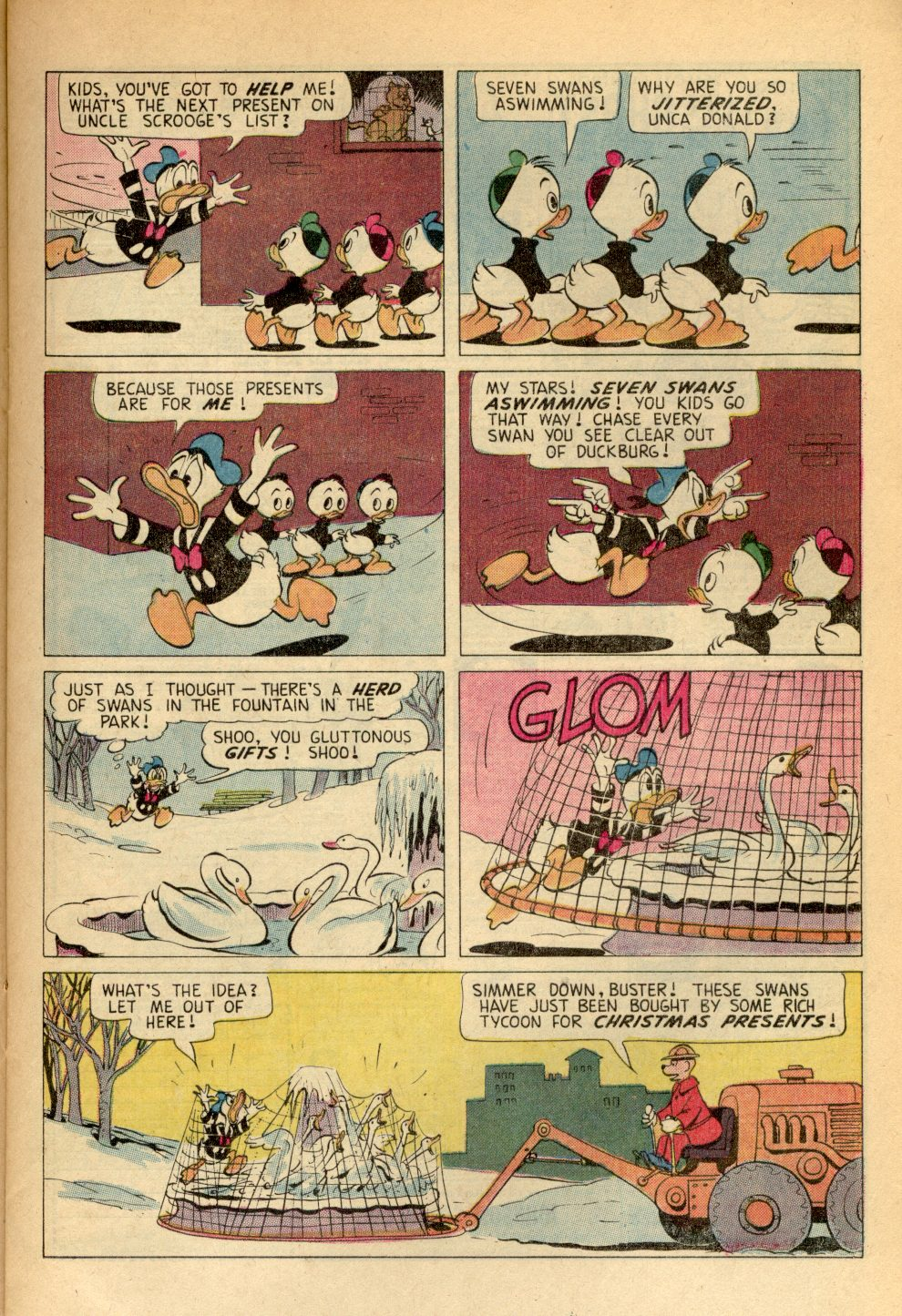 Read online Uncle Scrooge (1953) comic -  Issue #96 - 13