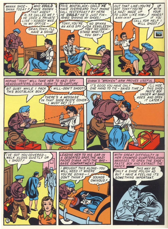 Read online Sensation (Mystery) Comics comic -  Issue #15 - 7