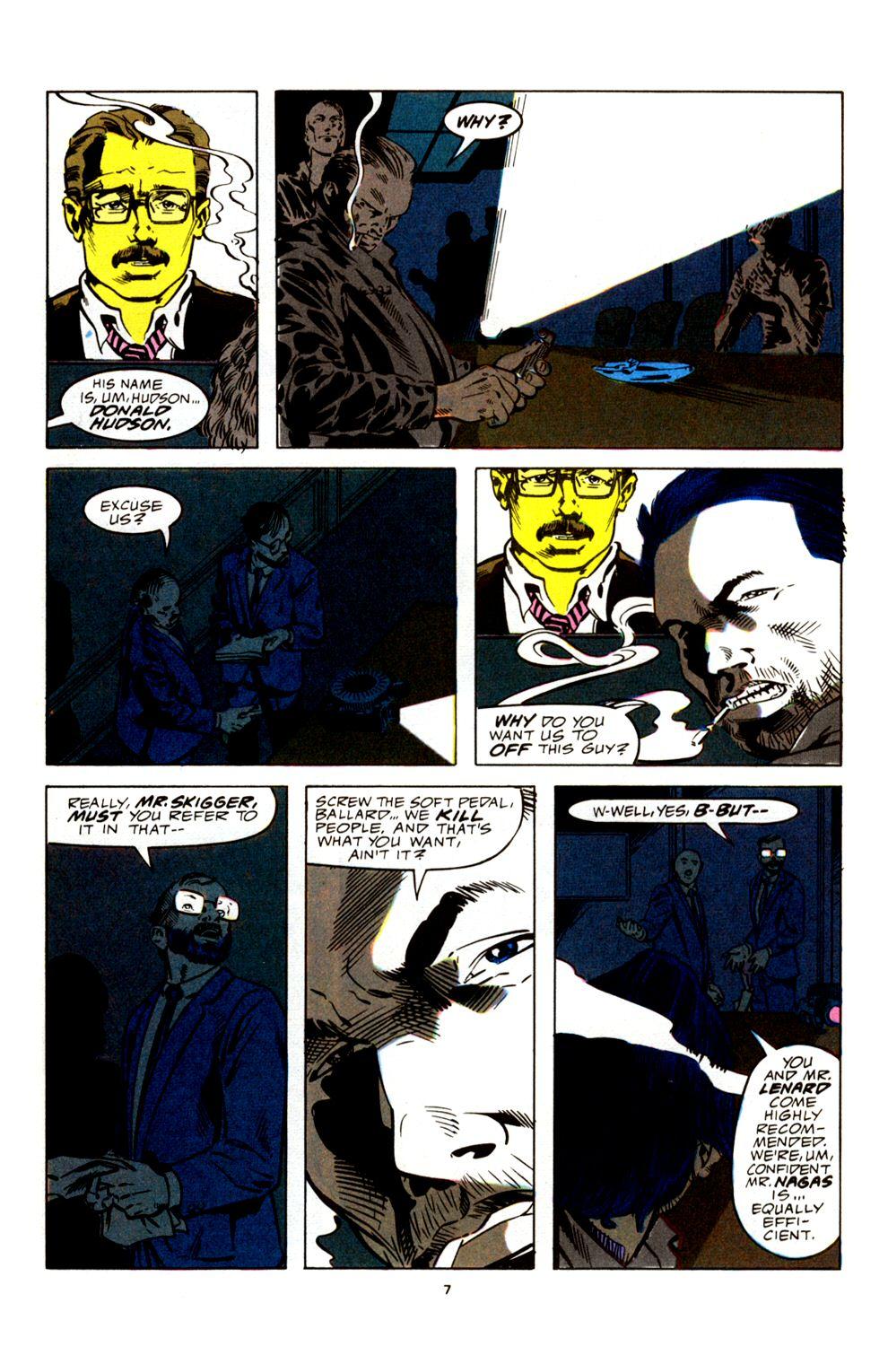 Read online Powerline comic -  Issue #4 - 9
