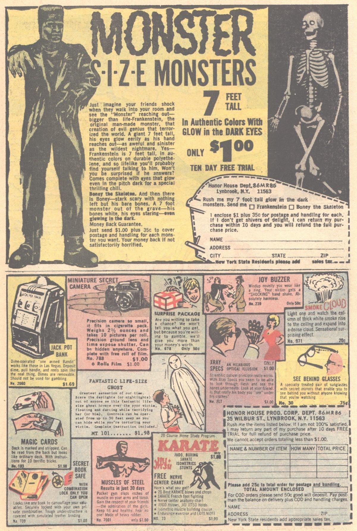 Read online Adventure Comics (1938) comic -  Issue #414 - 33