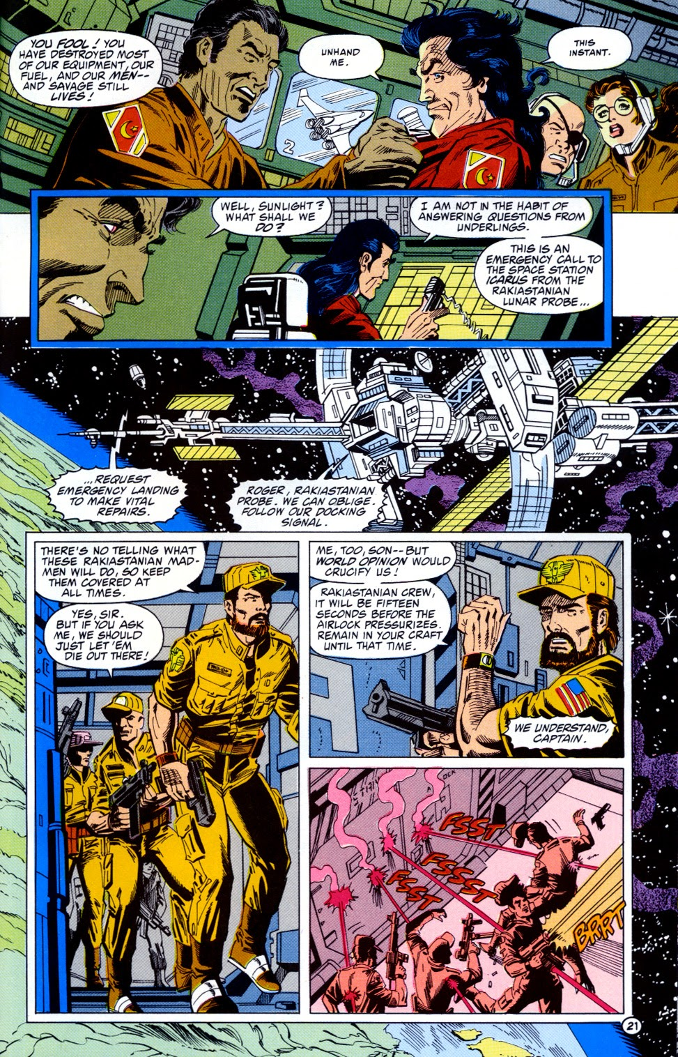 Doc Savage (1988) issue 13 - Page 23