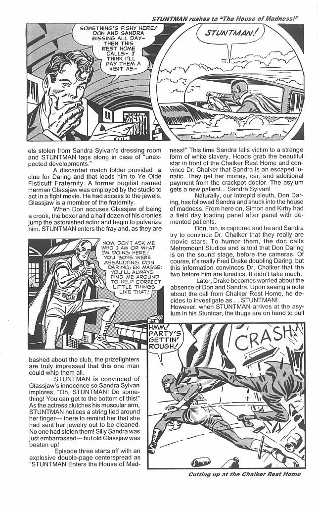 Read online Men of Mystery Comics comic -  Issue #17 - 18
