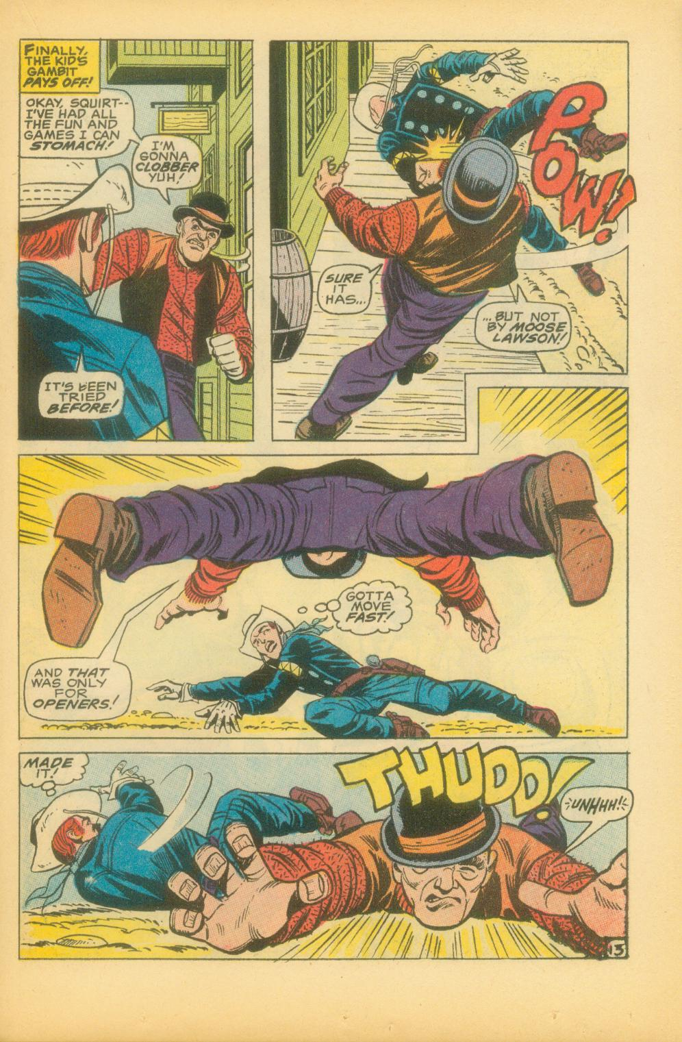 The Rawhide Kid (1955) issue 73 - Page 24