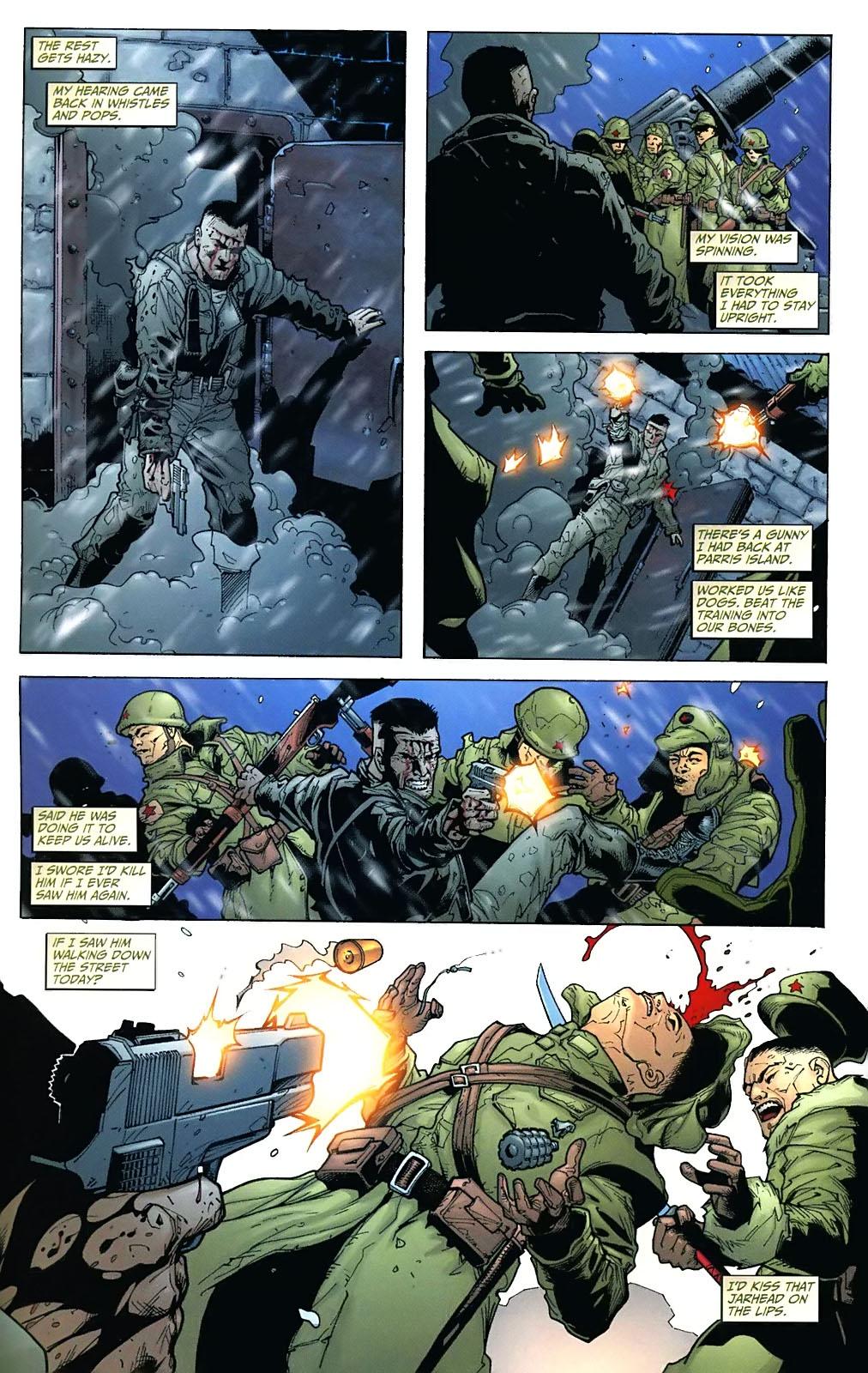 Read online Team Zero comic -  Issue #1 - 11