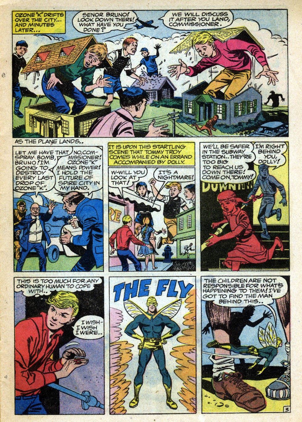 The Fly (1959) issue 3 - Page 5