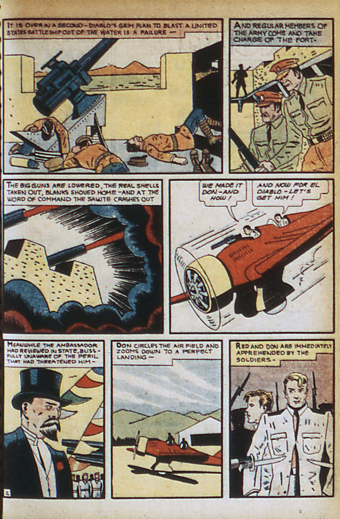 Read online Adventure Comics (1938) comic -  Issue #37 - 62