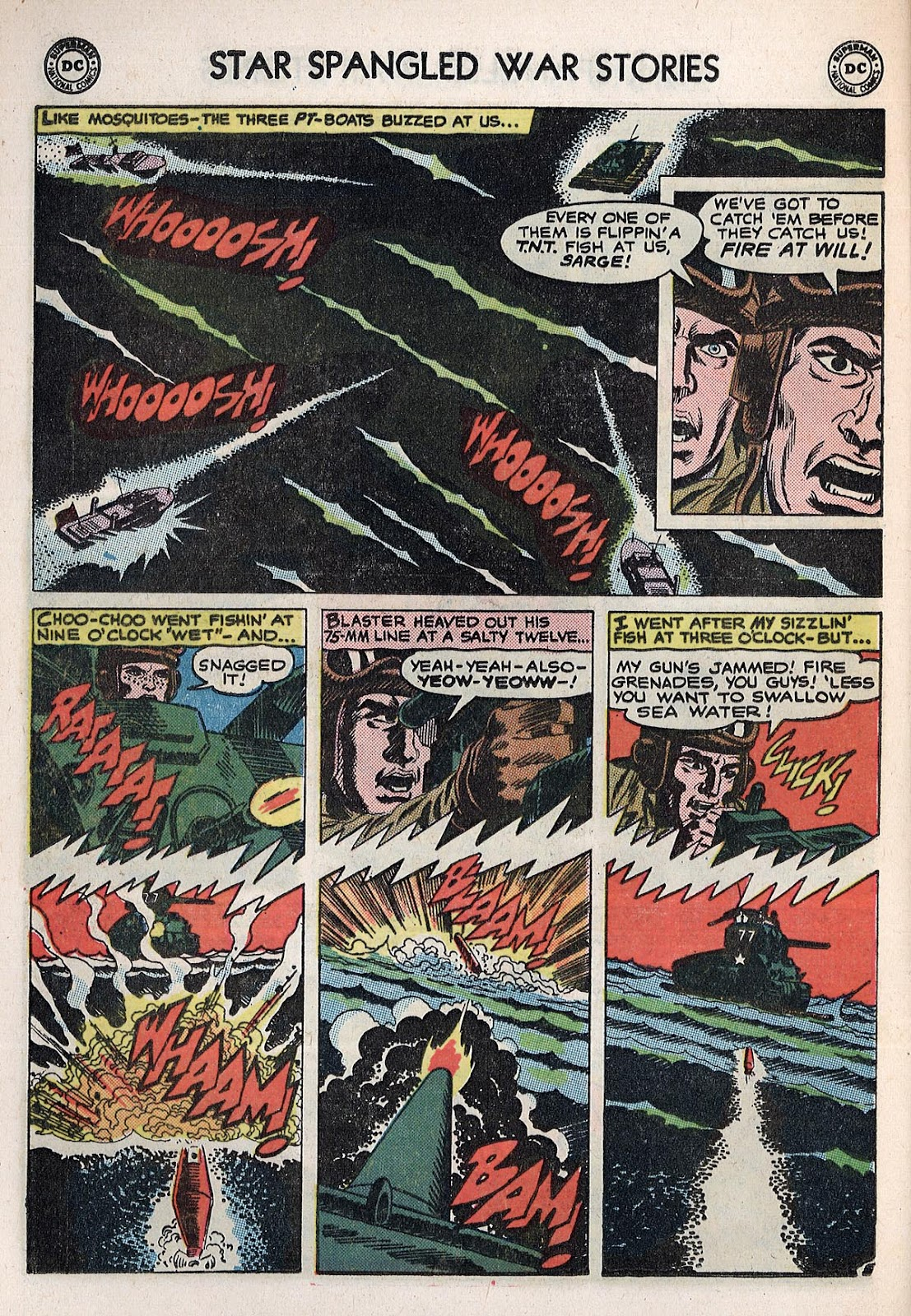 Star Spangled War Stories (1952) issue 122 - Page 28