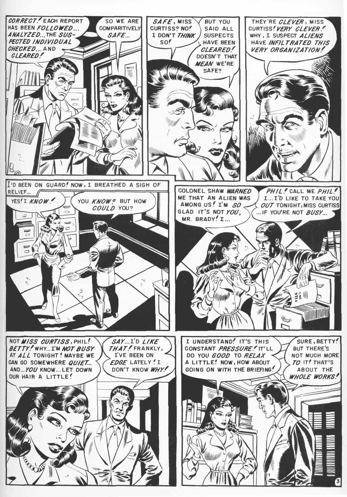 Read online Shock SuspenStories comic -  Issue #7 - 23