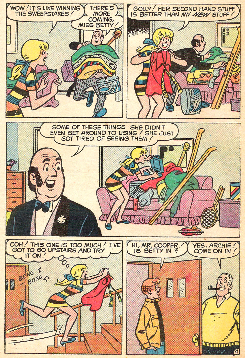 Read online Archie's Girls Betty and Veronica comic -  Issue #169 - 26