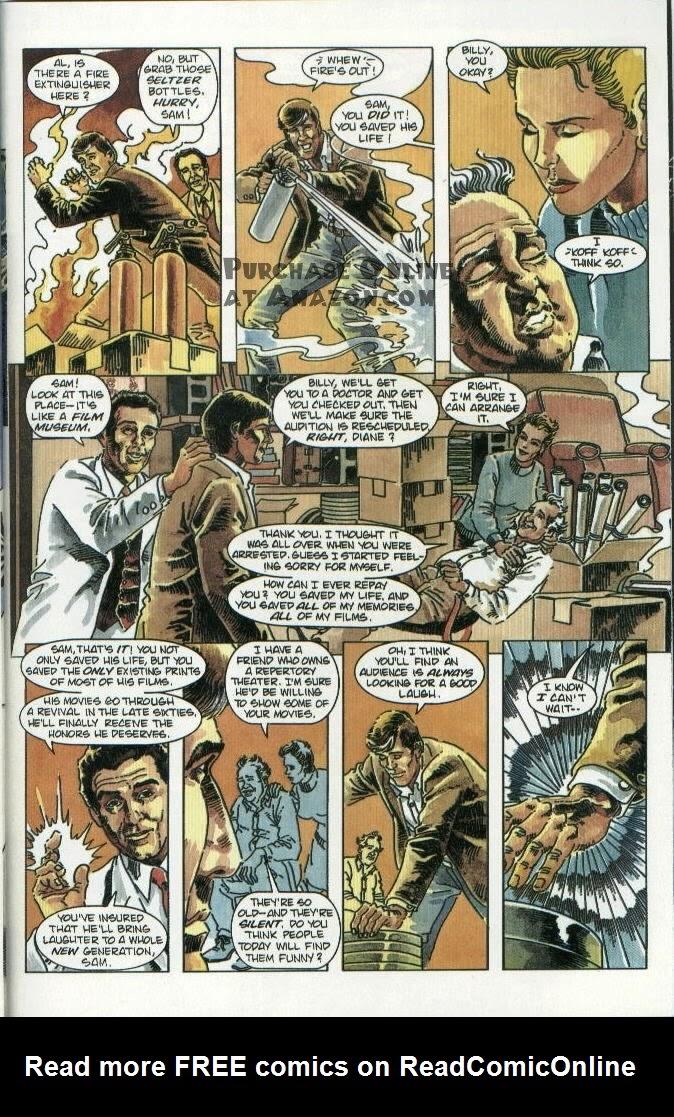 Read online Quantum Leap comic -  Issue #10 - 24