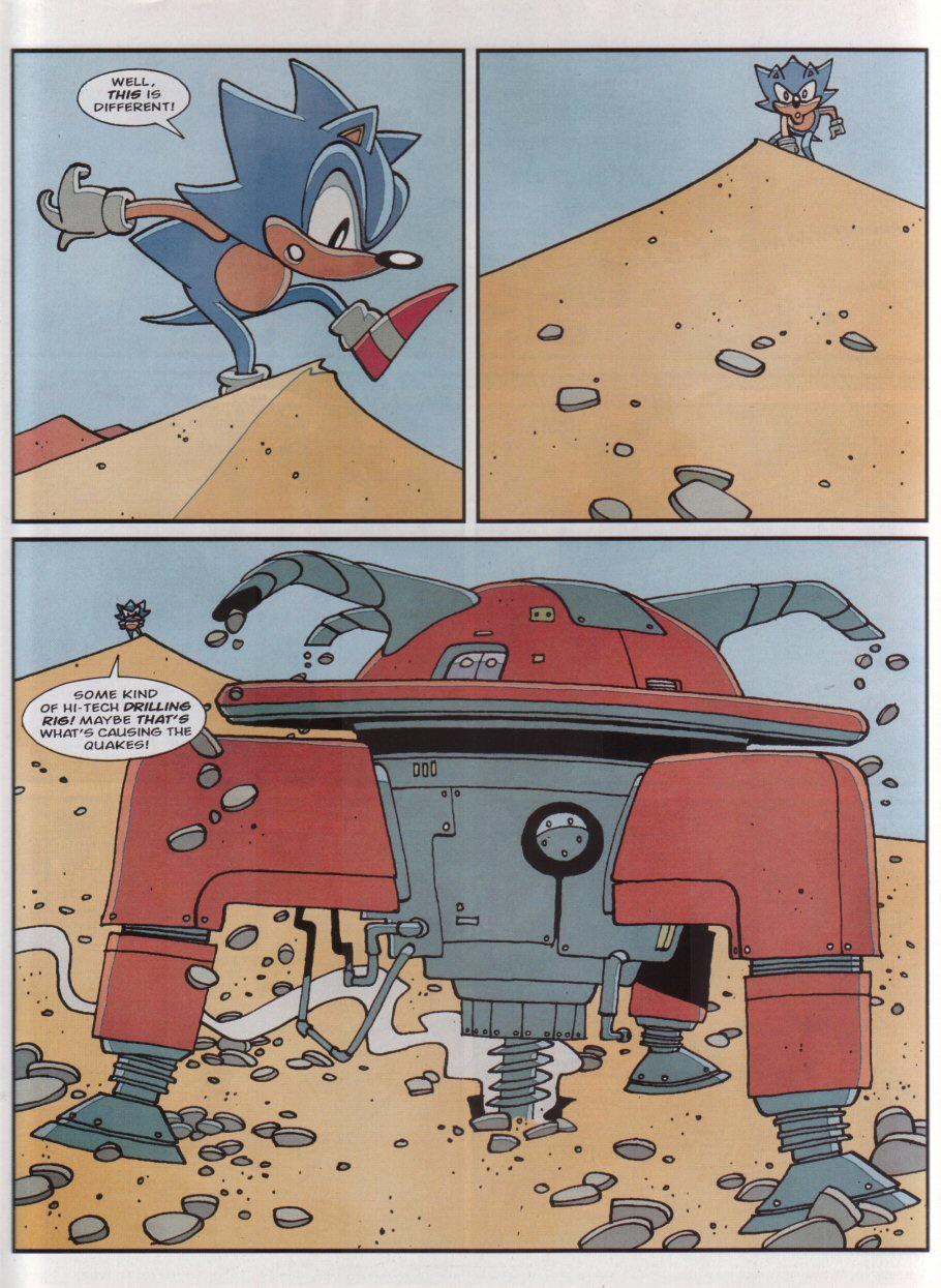 Read online Sonic the Comic comic -  Issue #159 - 3
