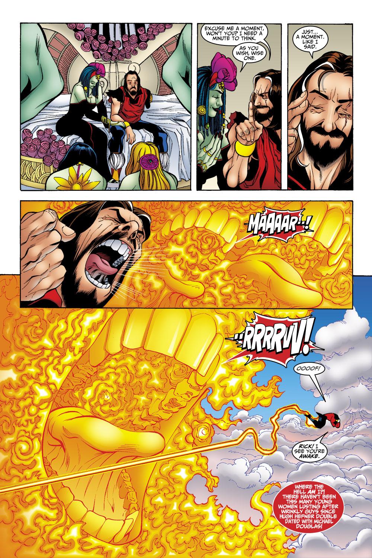 Captain Marvel (1999) Issue #22 #23 - English 10