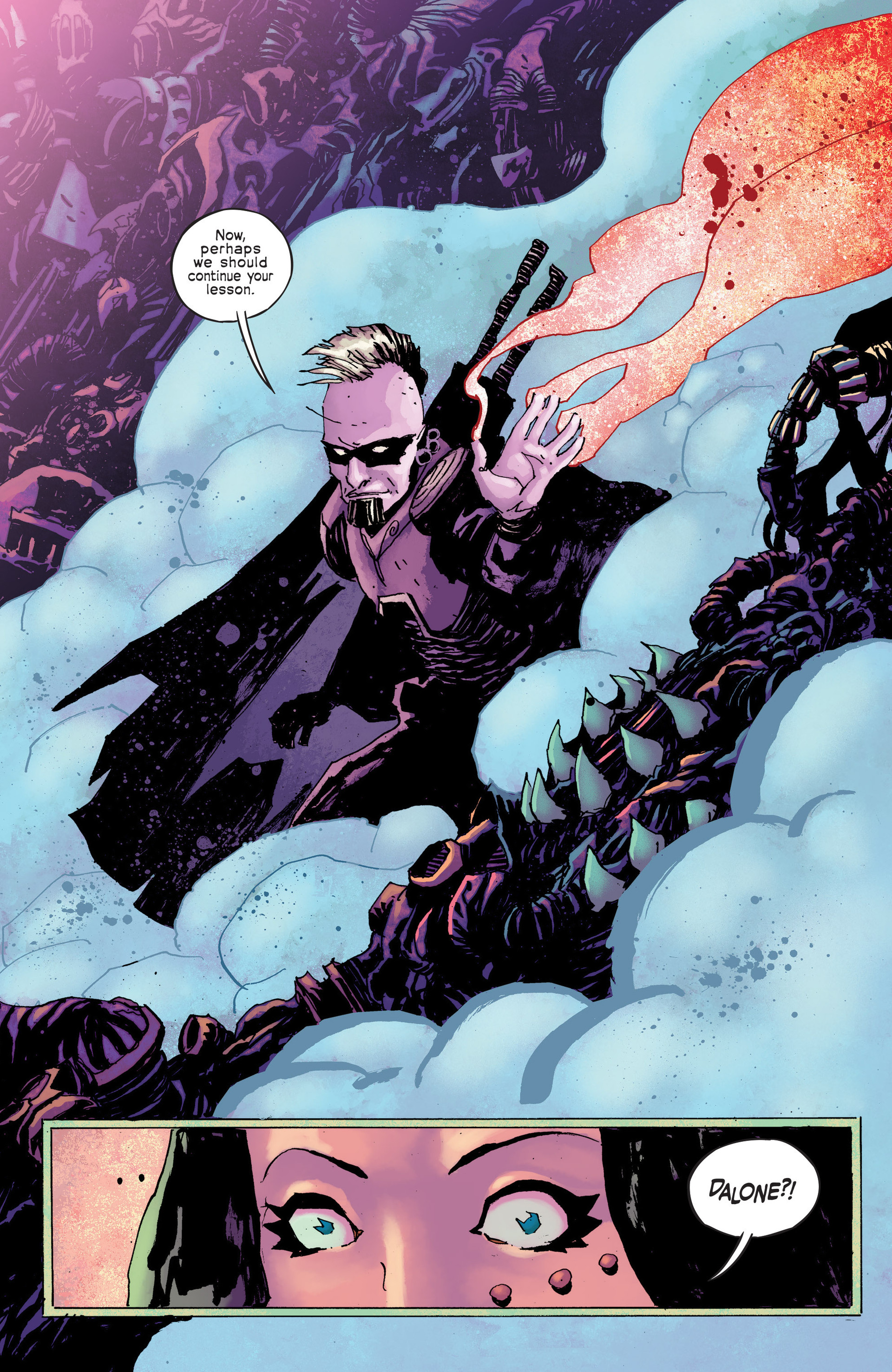 Read online Umbral comic -  Issue #6 - 22