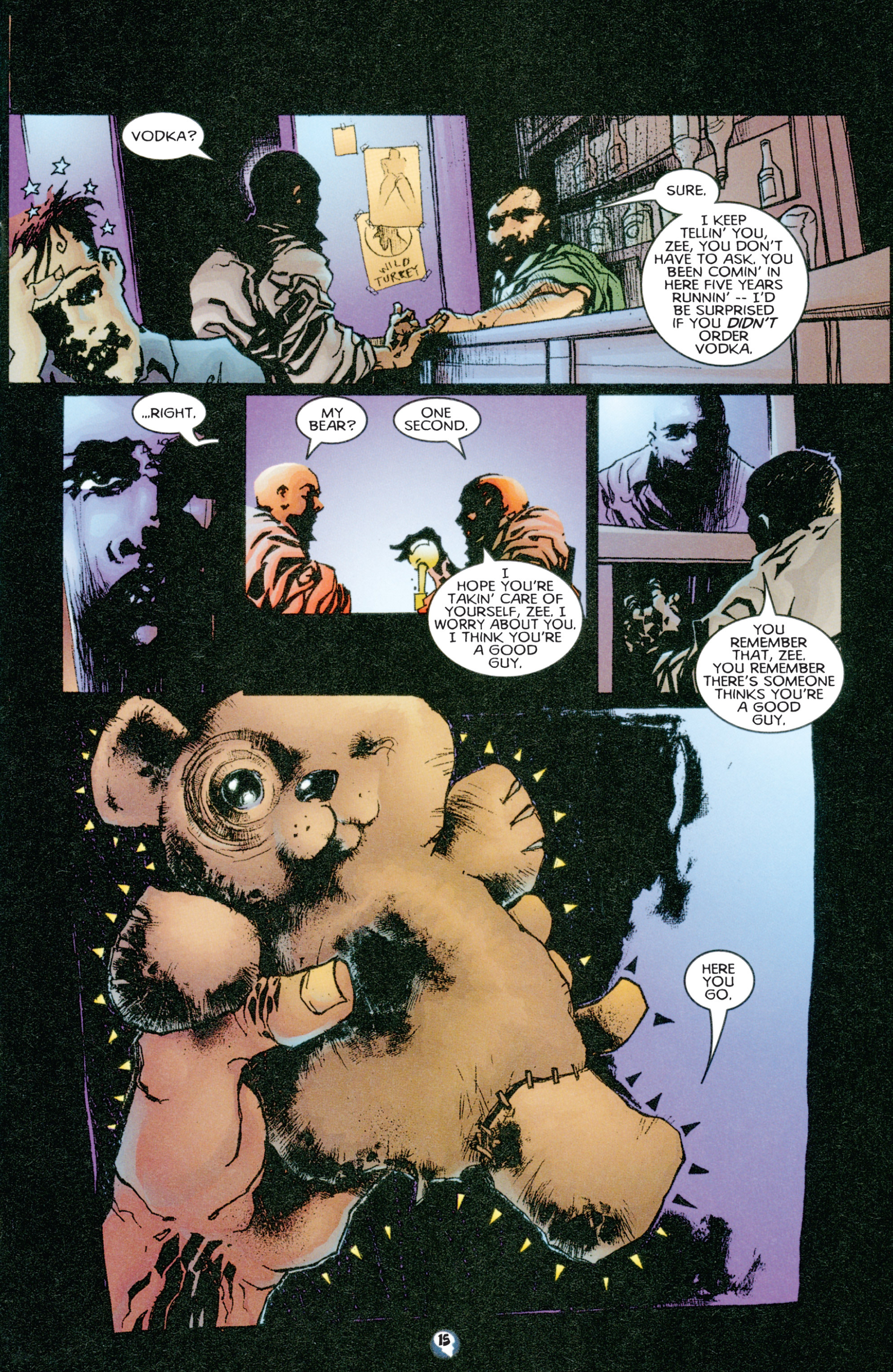 Read online Shadowman (1997) comic -  Issue #1 - 14
