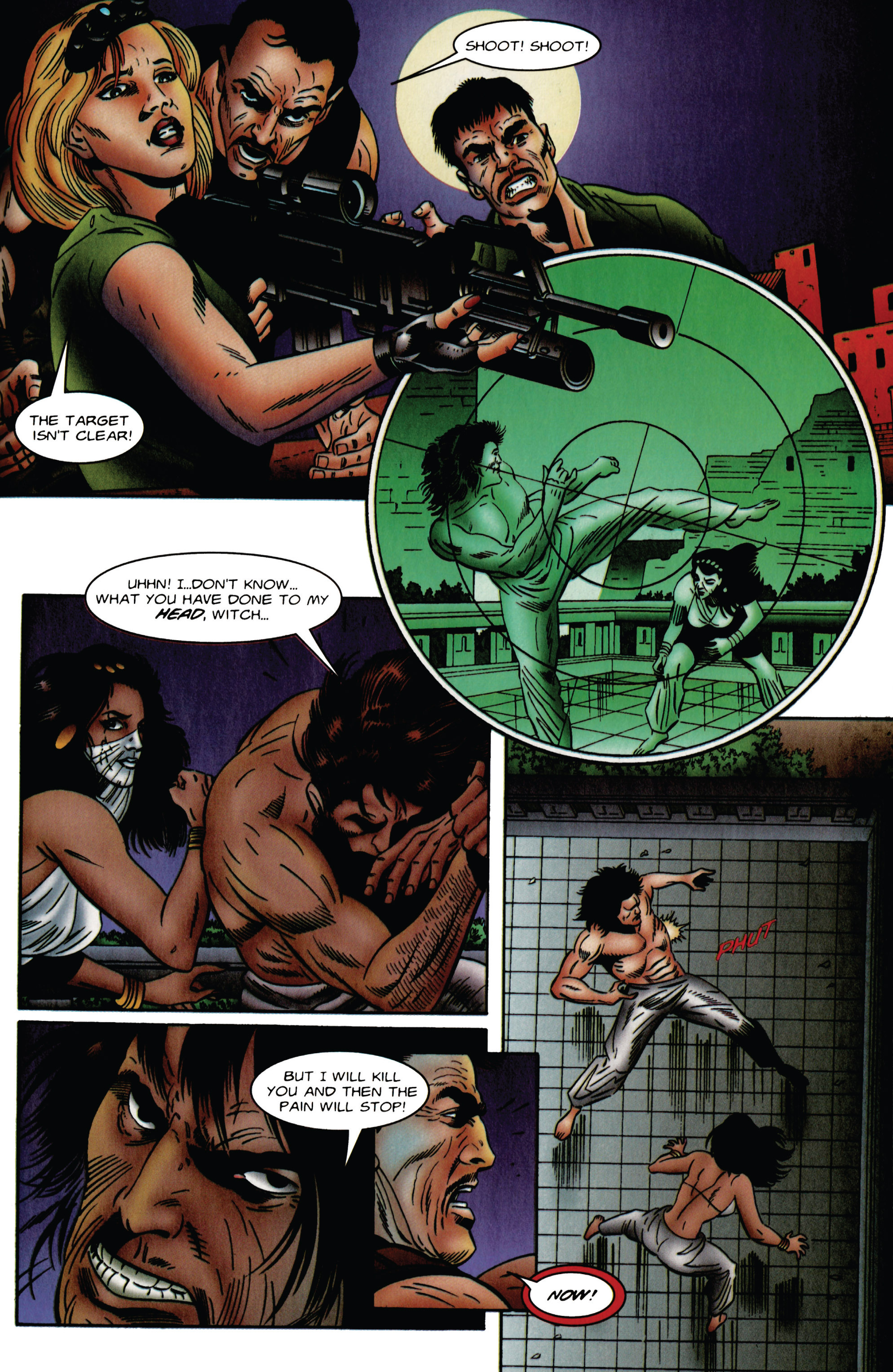 Read online Eternal Warrior (1992) comic -  Issue #48 - 19