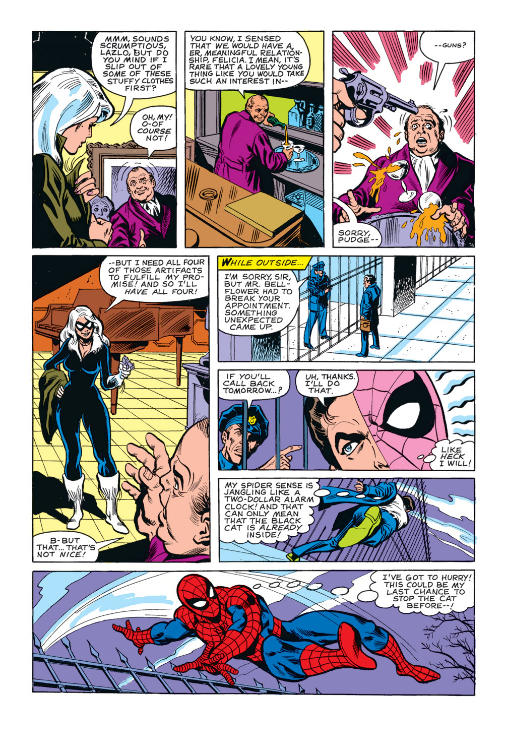 The Amazing Spider-Man (1963) 205 Page 13
