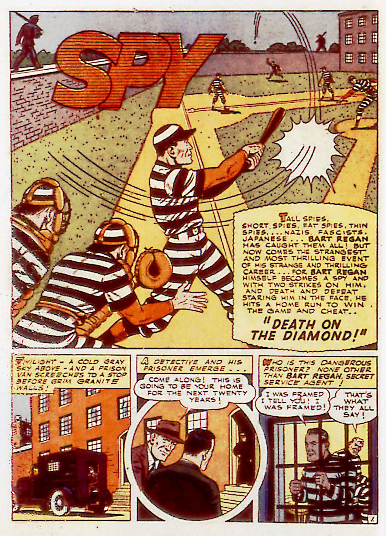 Read online Detective Comics (1937) comic -  Issue #71 - 42