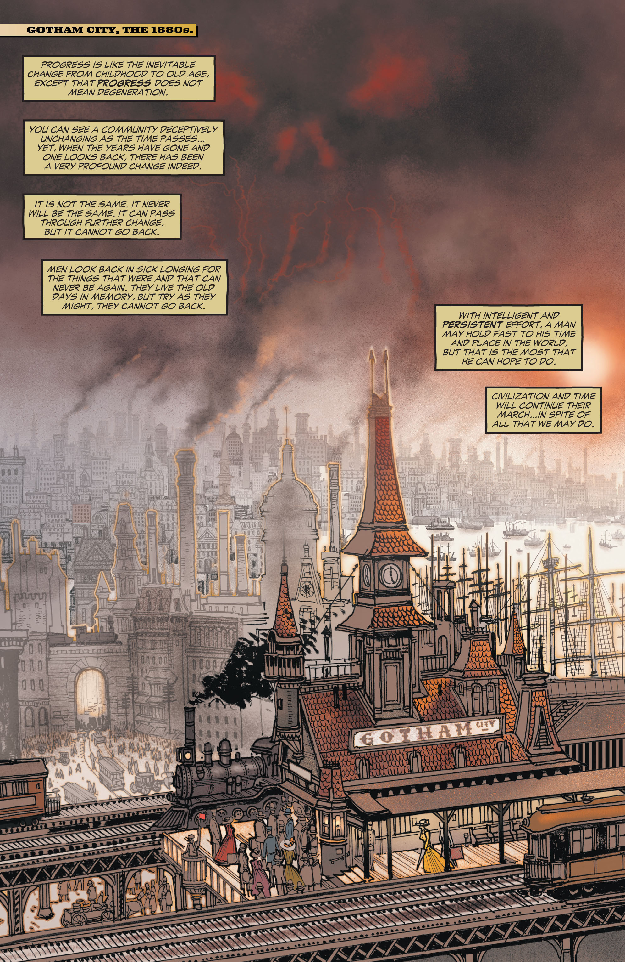 Read online All-Star Western (2011) comic -  Issue #1 - 3
