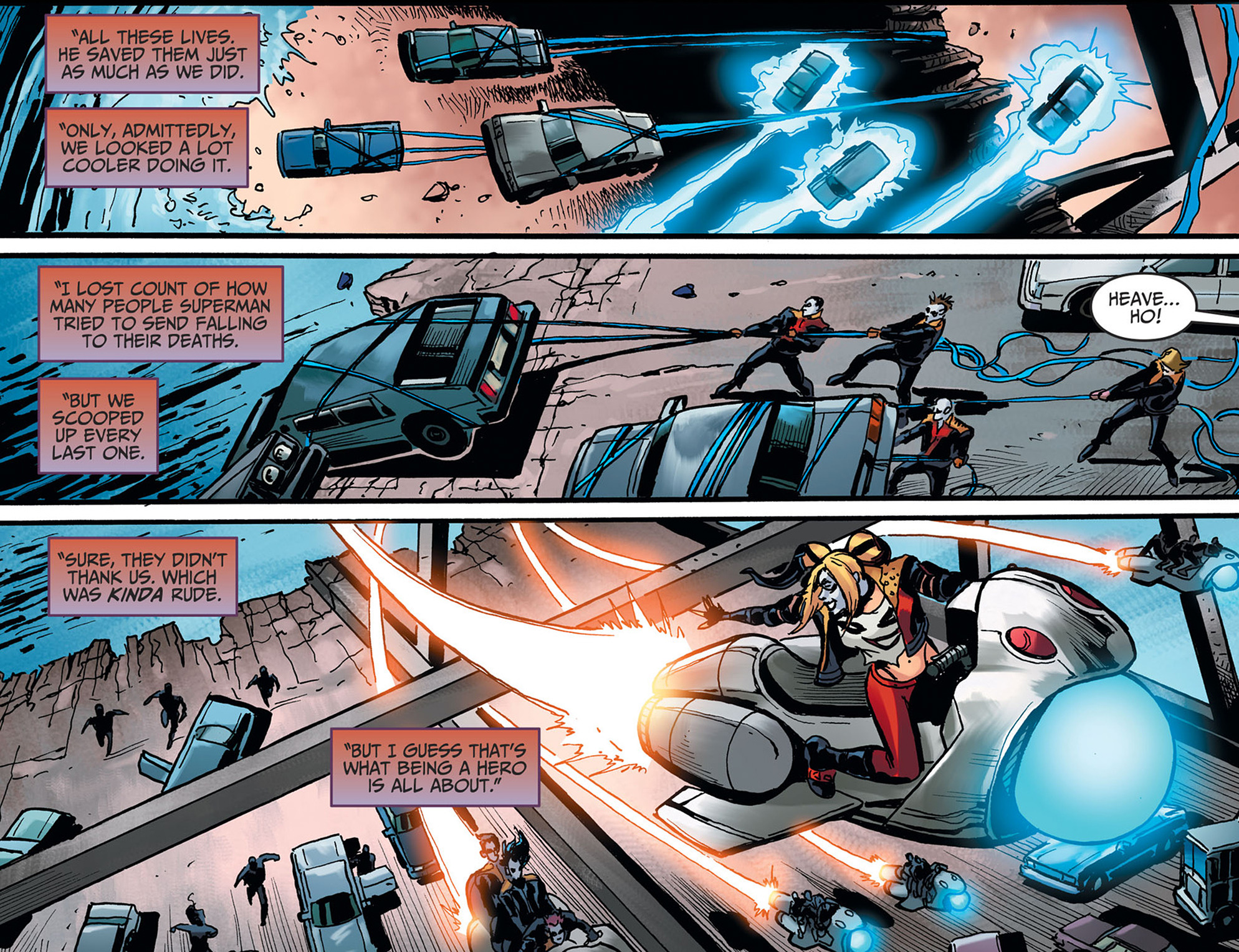 Read online Injustice: Ground Zero comic -  Issue #22 - 15