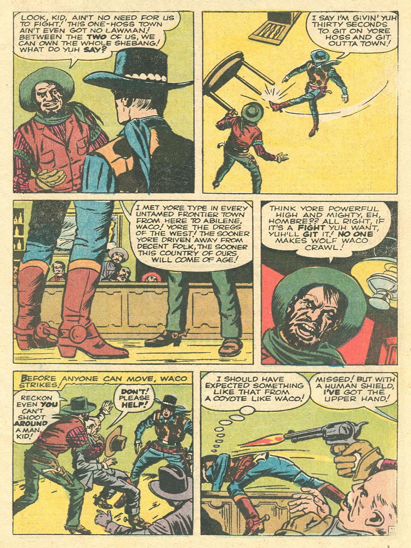 Read online Two-Gun Kid comic -  Issue #101 - 5