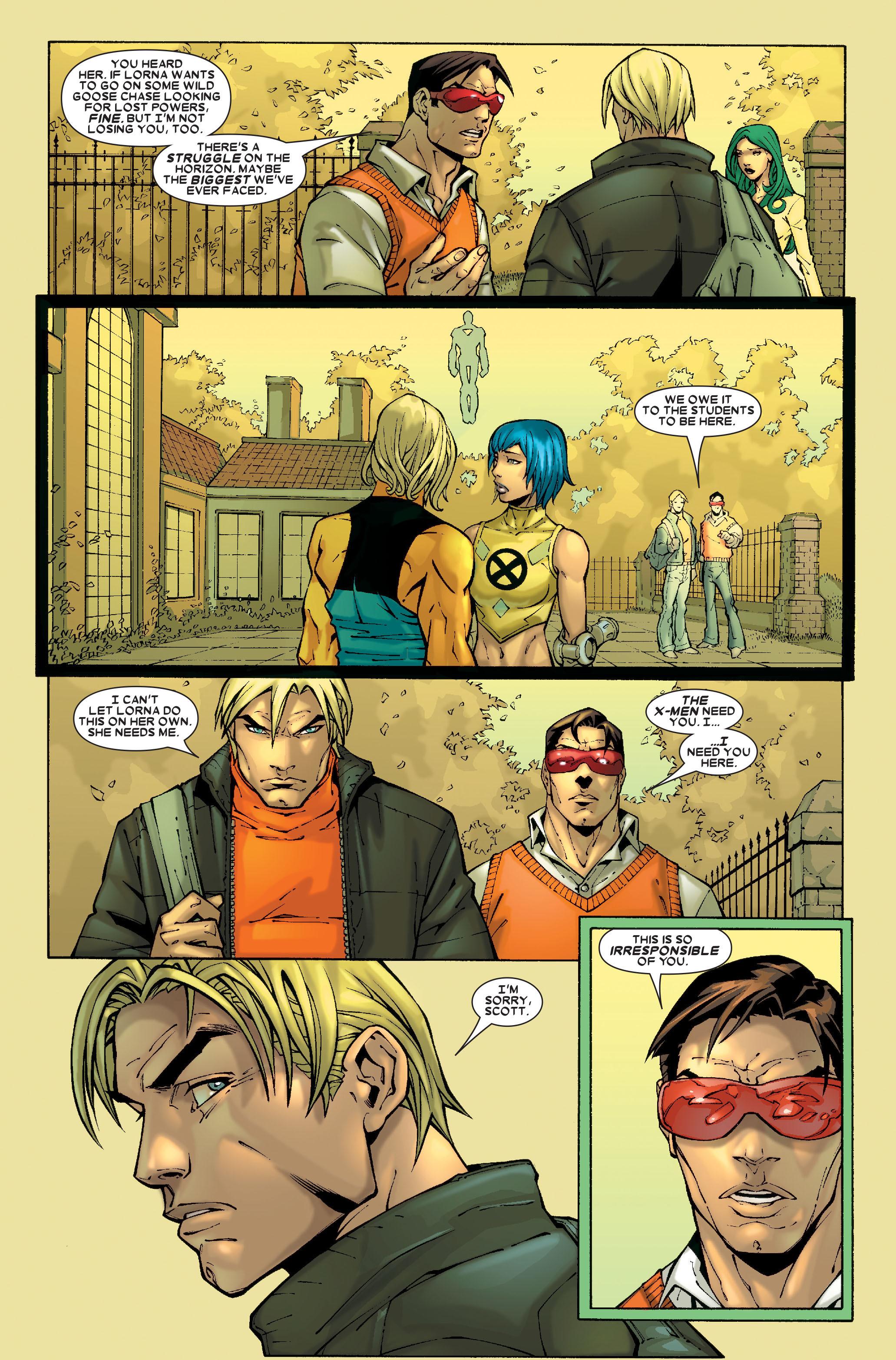 X-Men (1991) 180 Page 2