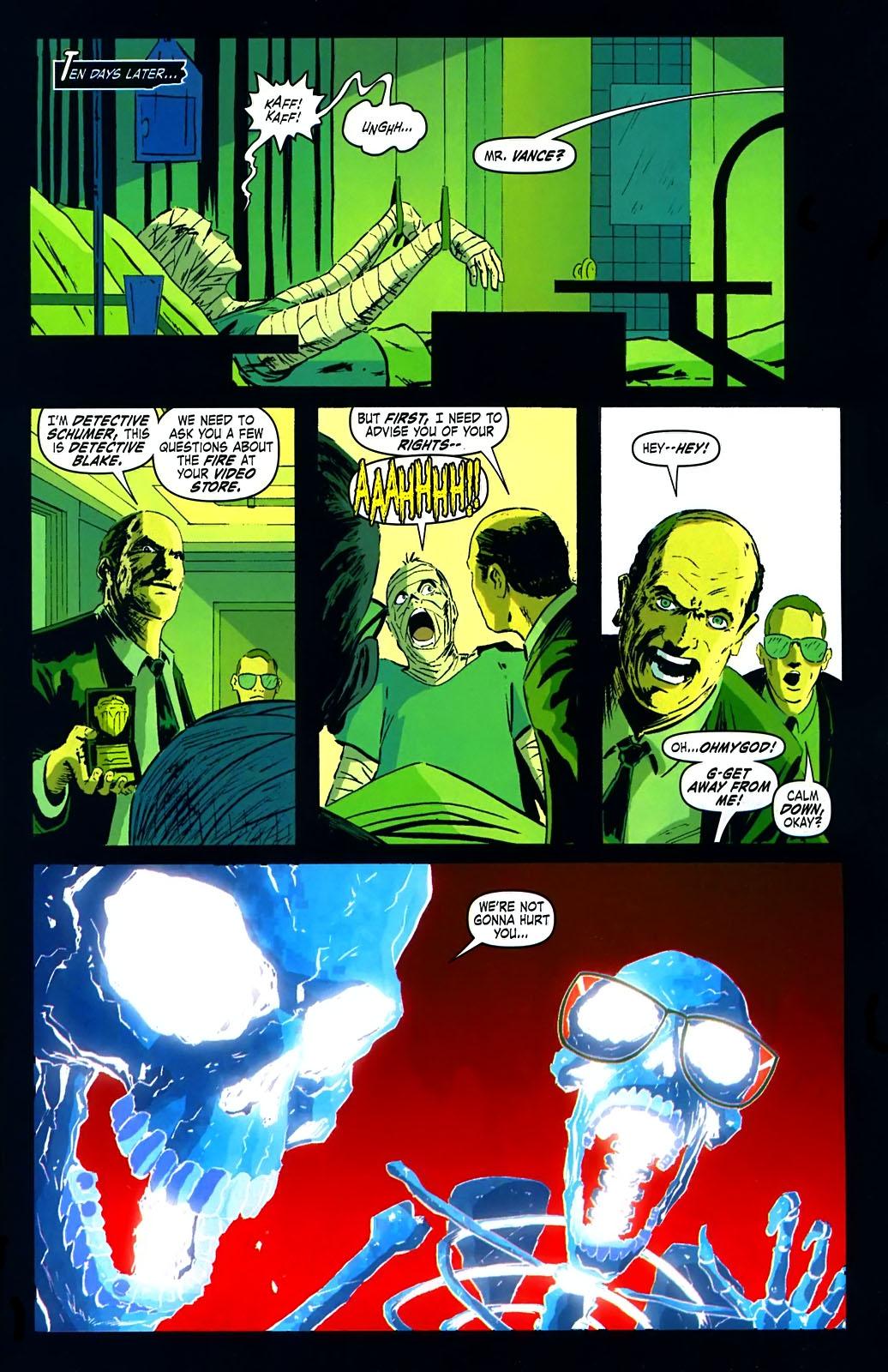 Read online Amazing Fantasy (2004) comic -  Issue #15 - 14
