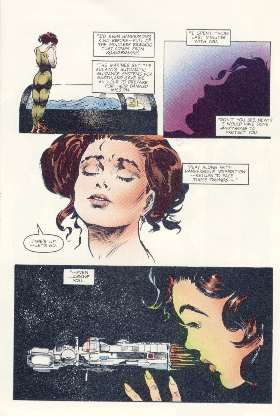 Read online Aliens: Earth War comic -  Issue #1 - 13