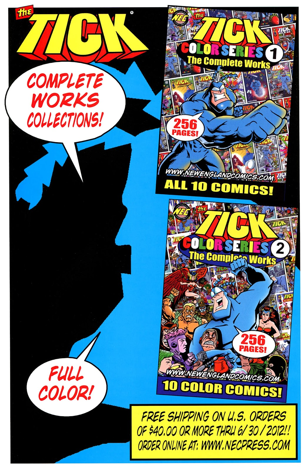 Read online The Tick comic -  Issue #100 - 48