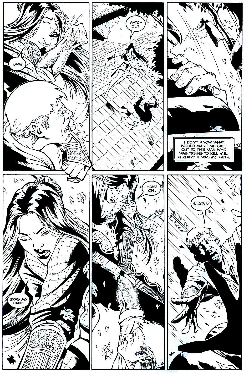 Read online Shi: Sempo comic -  Issue #1 - 11
