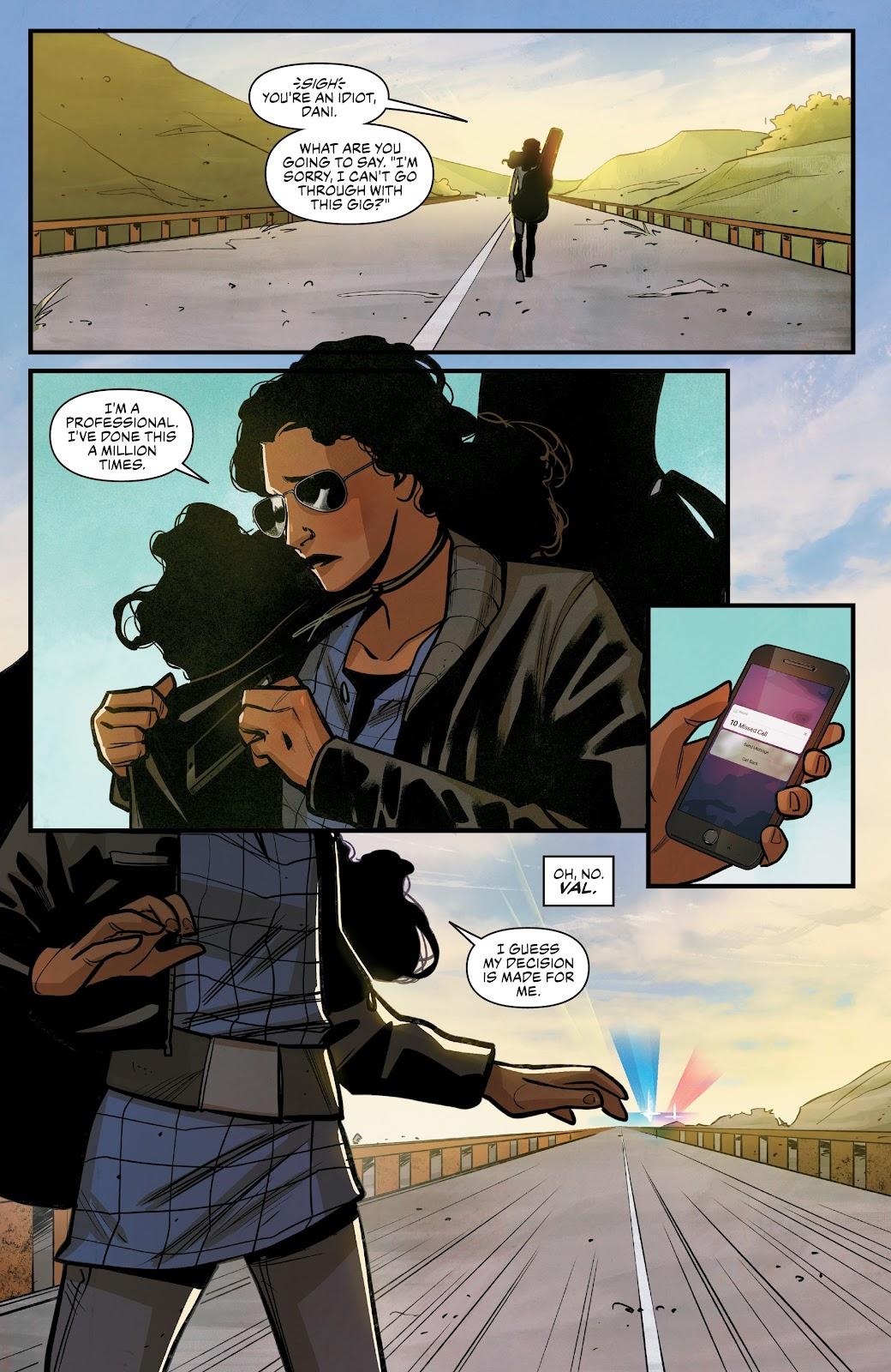Read online Summit comic -  Issue #12 - 6