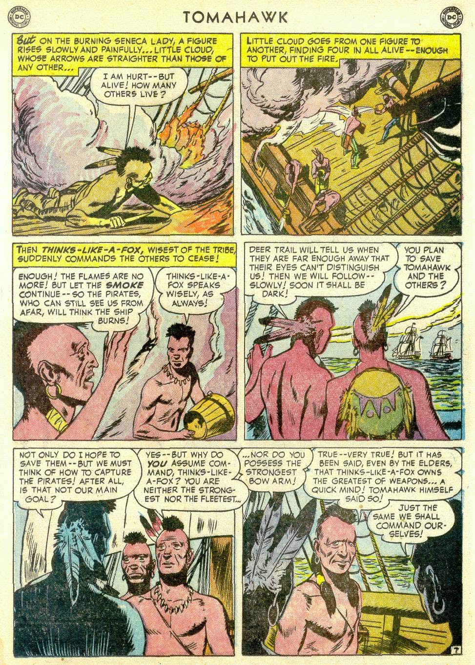 Tomahawk issue 1 - Page 19