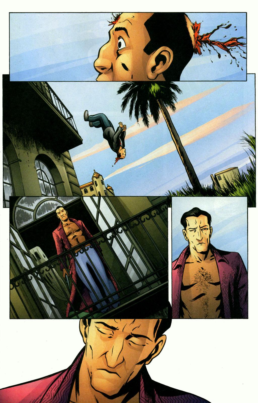 Read online Fallen Angel (2003) comic -  Issue #18 - 18