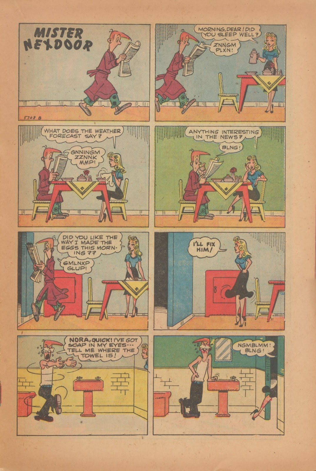 Nellie The Nurse (1945) issue 28 - Page 17