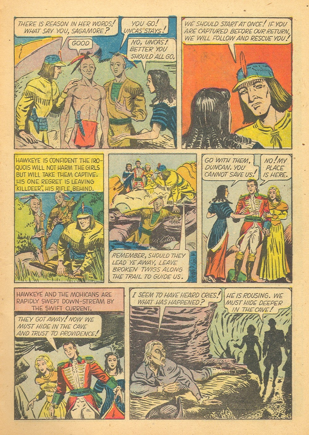 Classics Illustrated issue 4 - Page 15