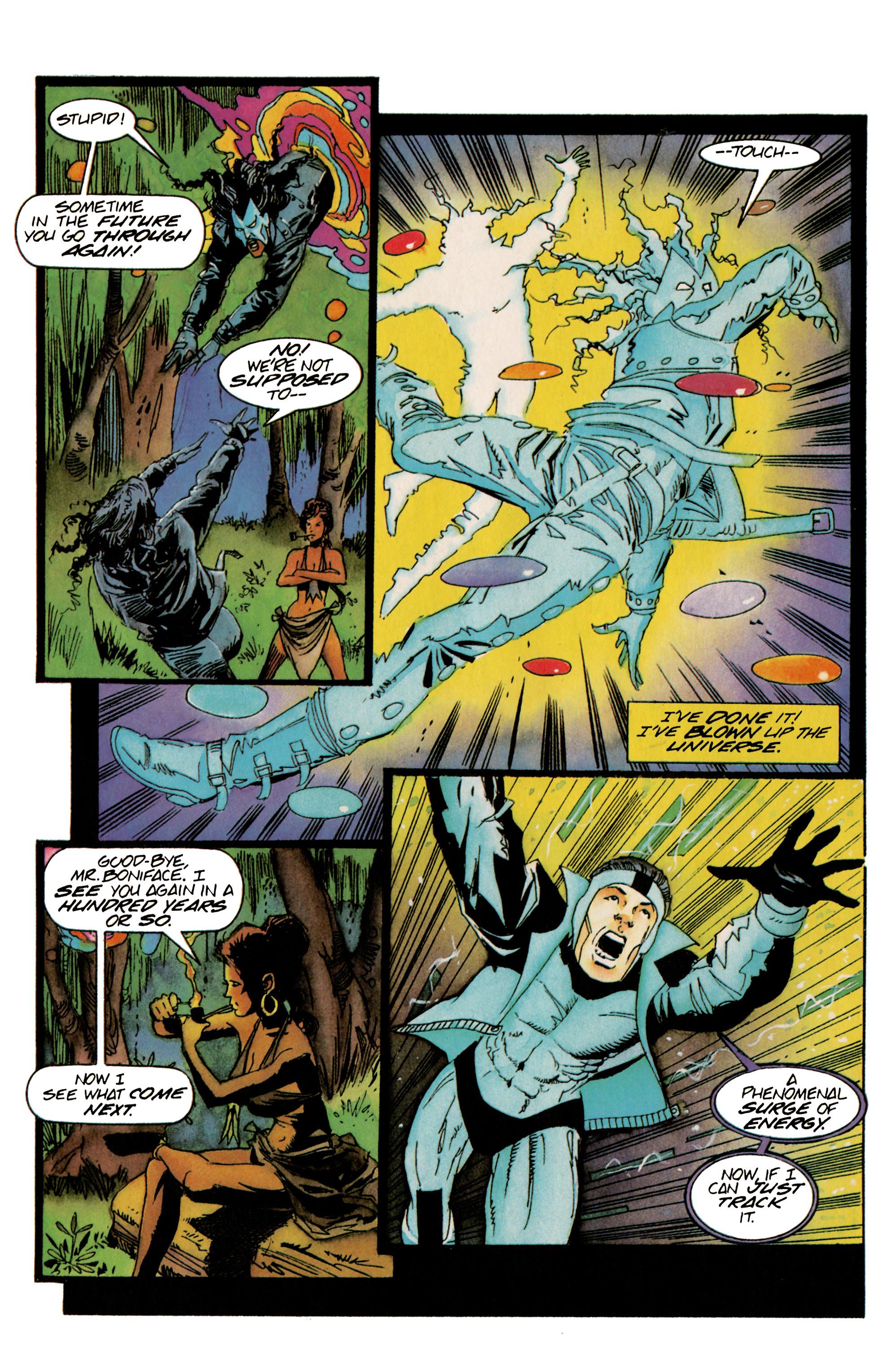 Read online Shadowman (1992) comic -  Issue #23 - 9