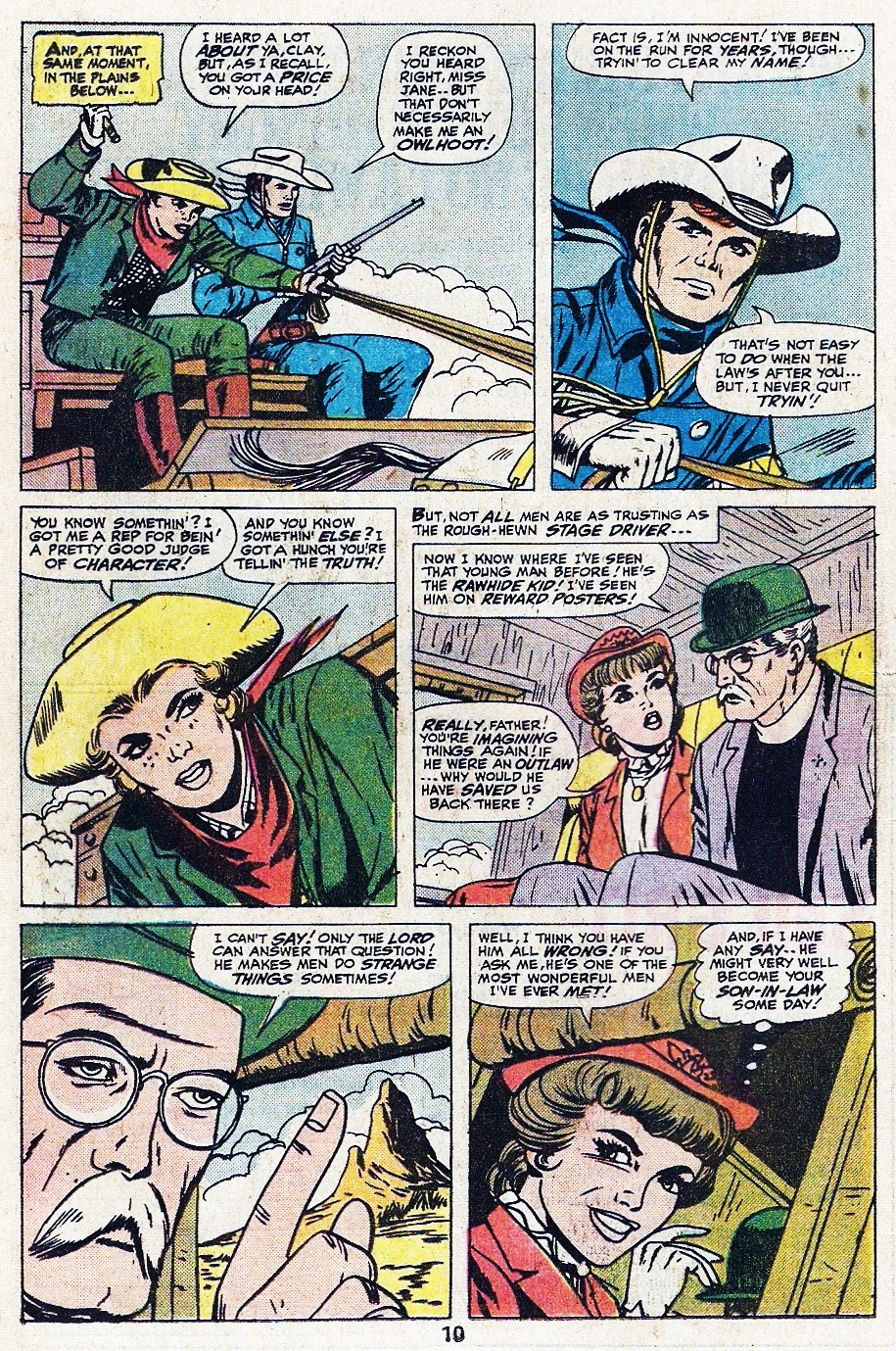 The Rawhide Kid (1955) issue 132 - Page 12
