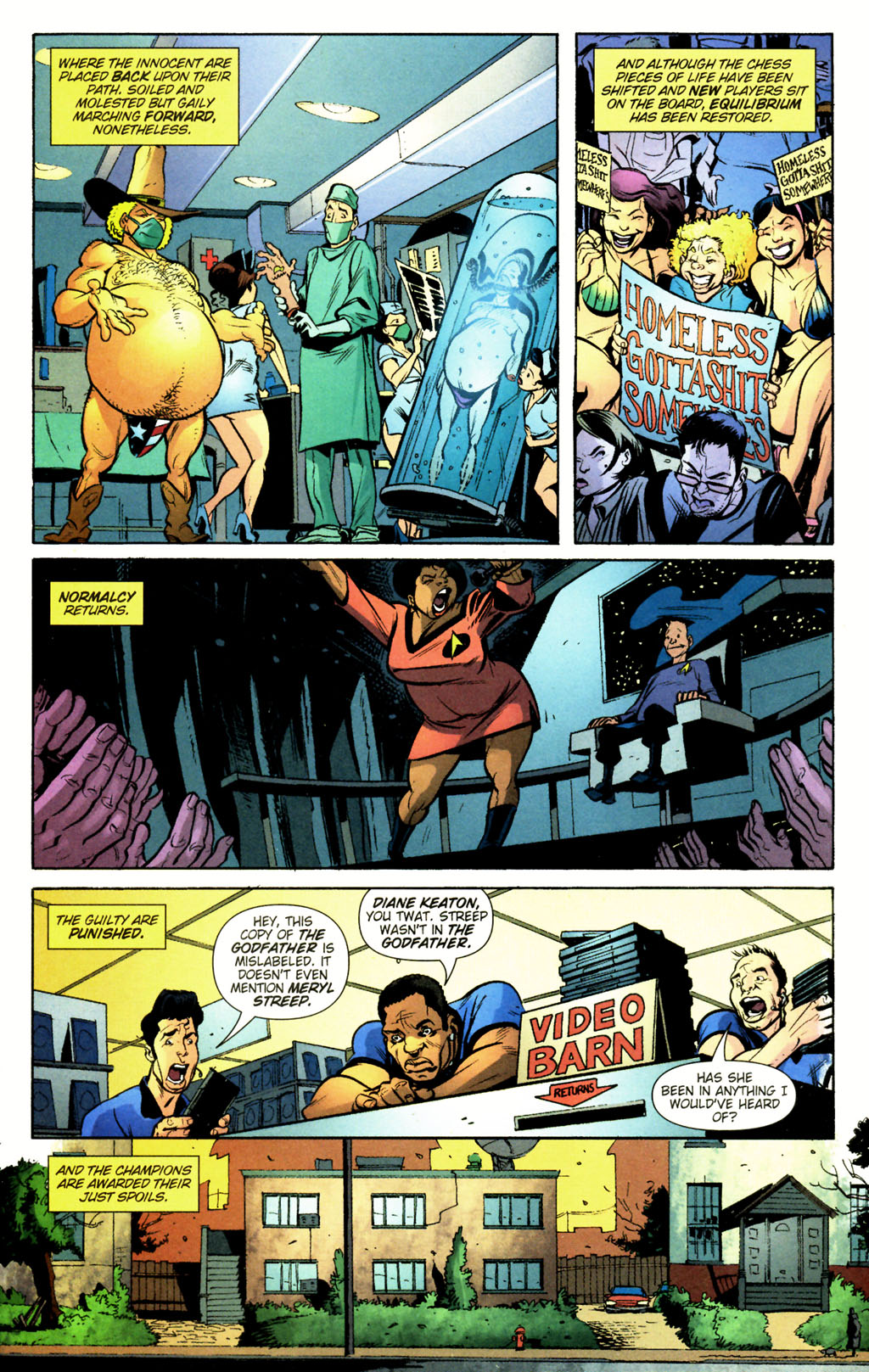 Read online Caper comic -  Issue #12 - 22