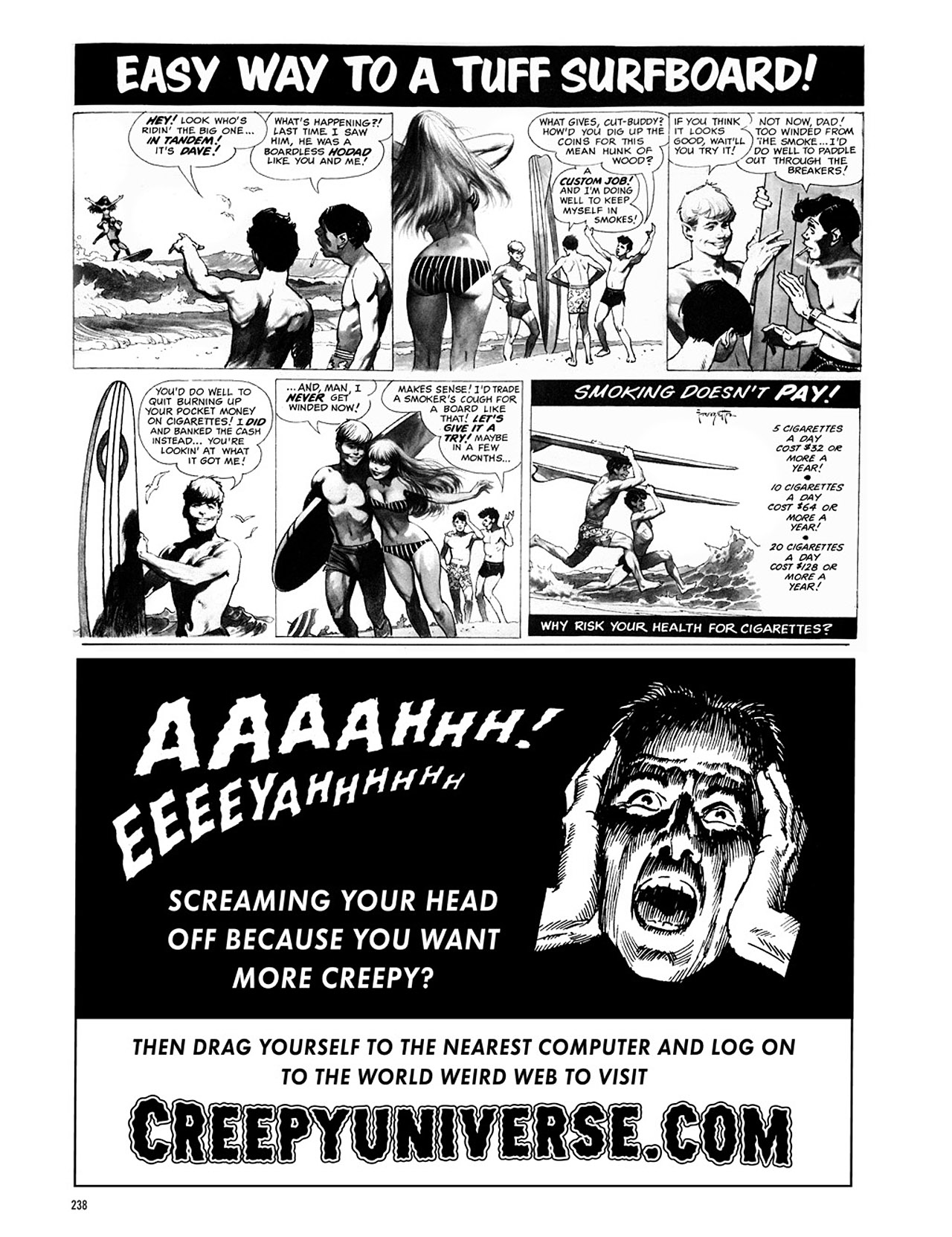 Read online Eerie Archives comic -  Issue # TPB 1 - 239