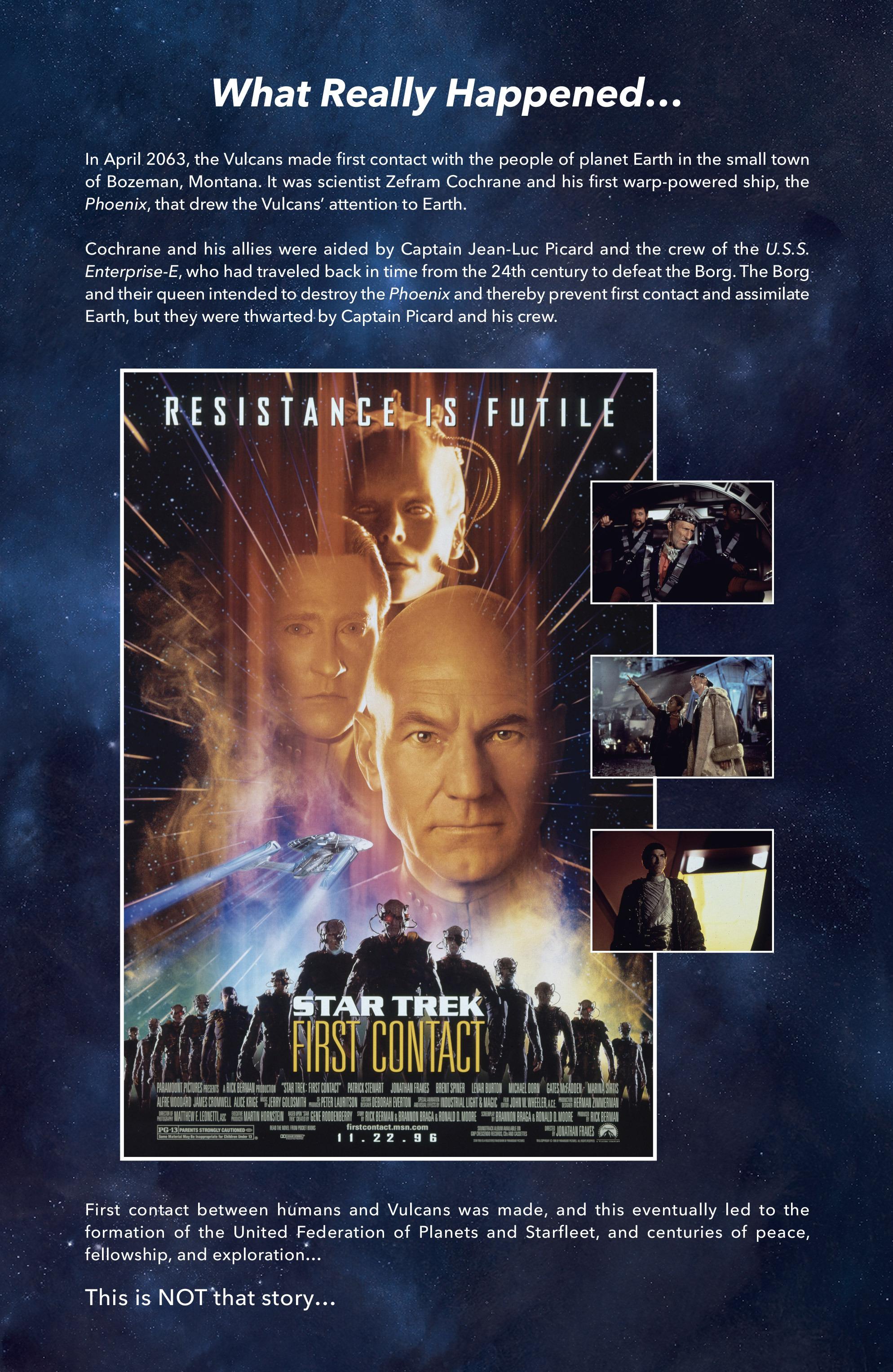 Read online Star Trek: Deviations comic -  Issue # Full - 2