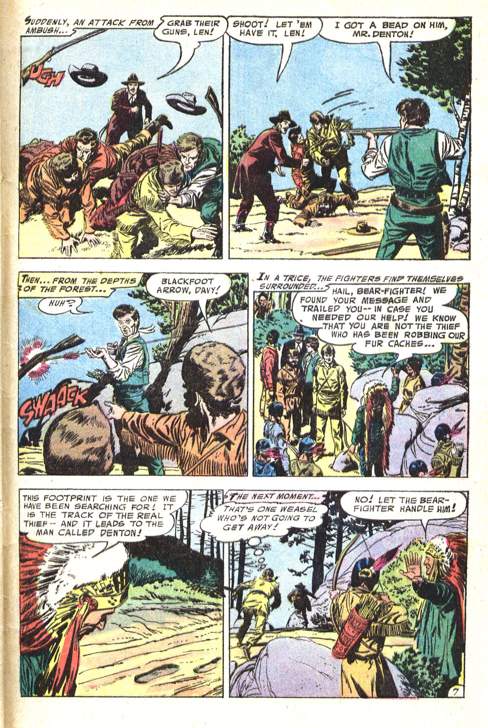 Read online All-Star Western (1970) comic -  Issue #8 - 47