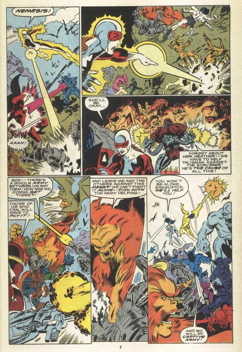 Read online Alpha Flight (1983) comic -  Issue #86 - 6