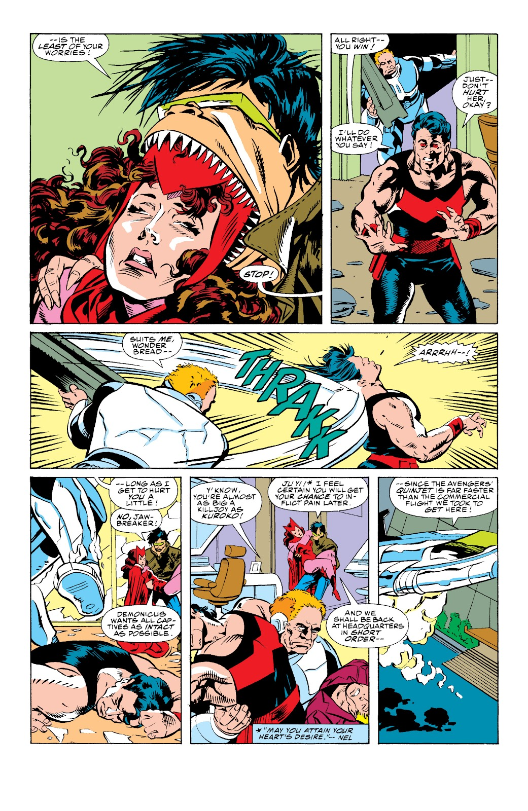 Avengers West Coast (1989) issue 73 - Page 17