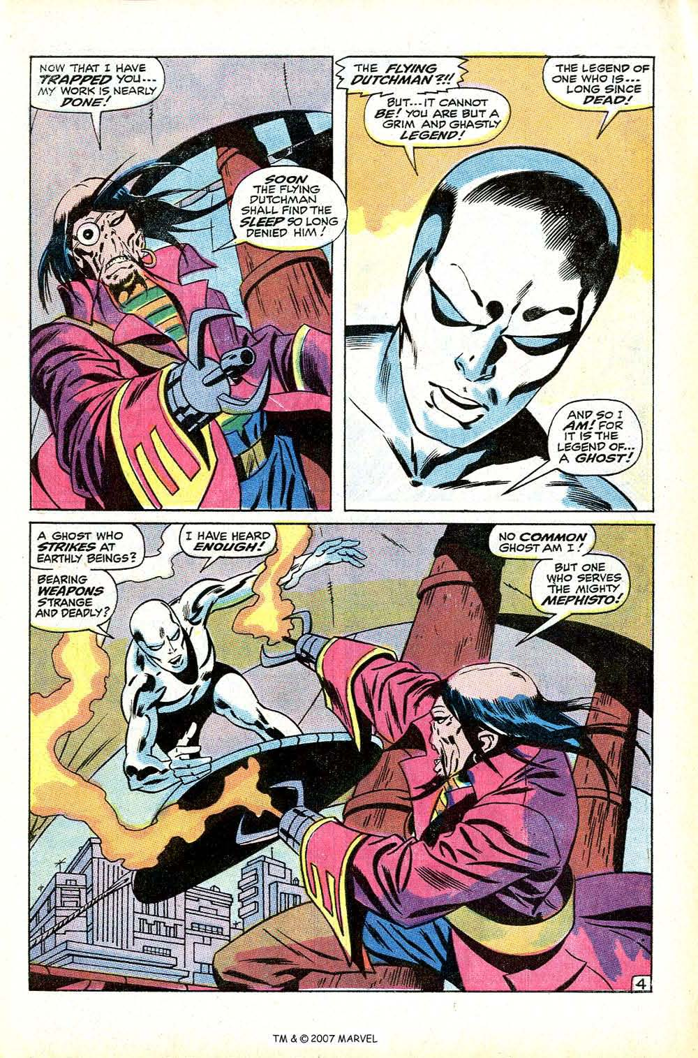 Silver Surfer (1968) Issue #9 #9 - English 7