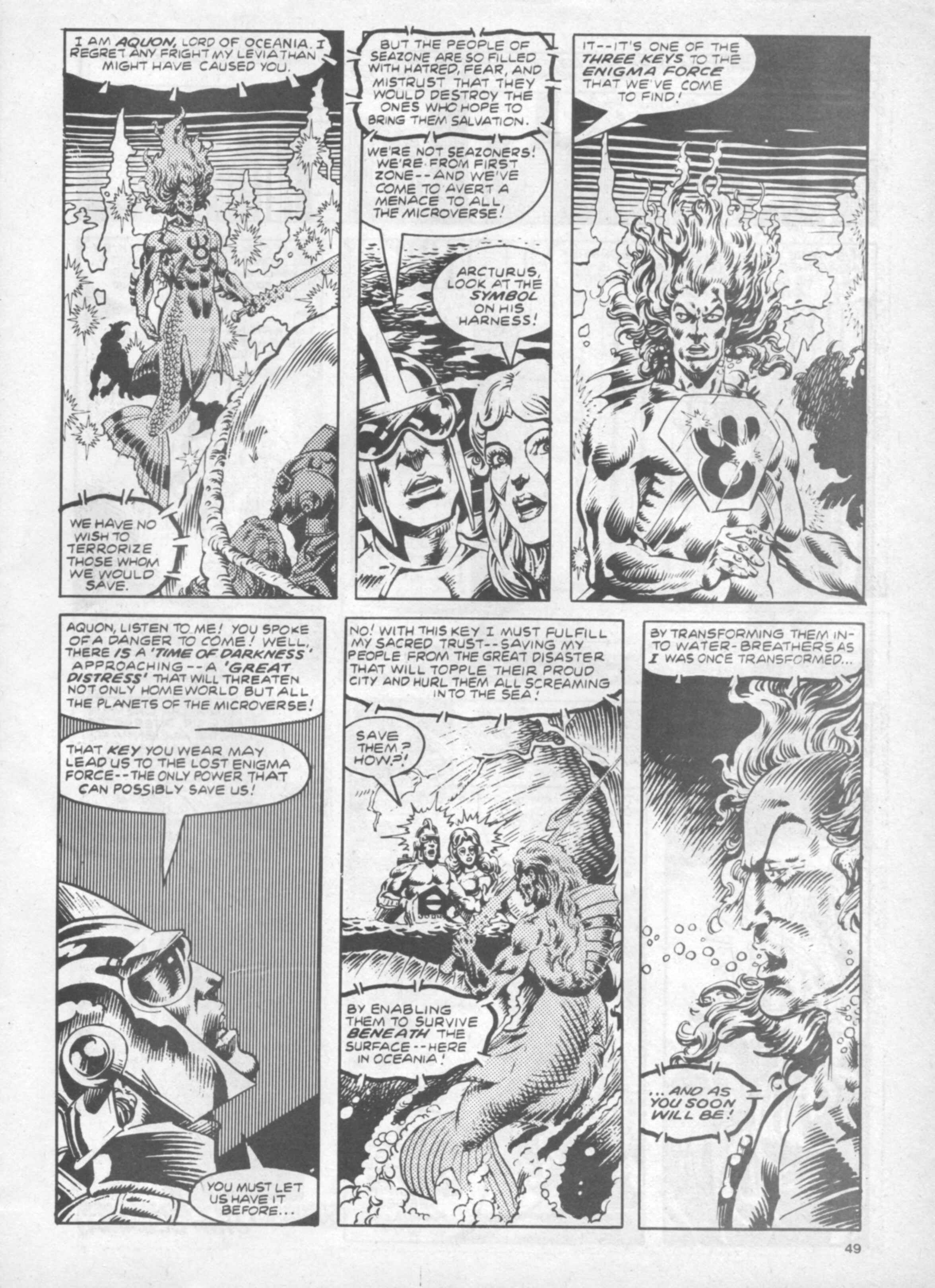 Read online Future Tense comic -  Issue #37 - 49