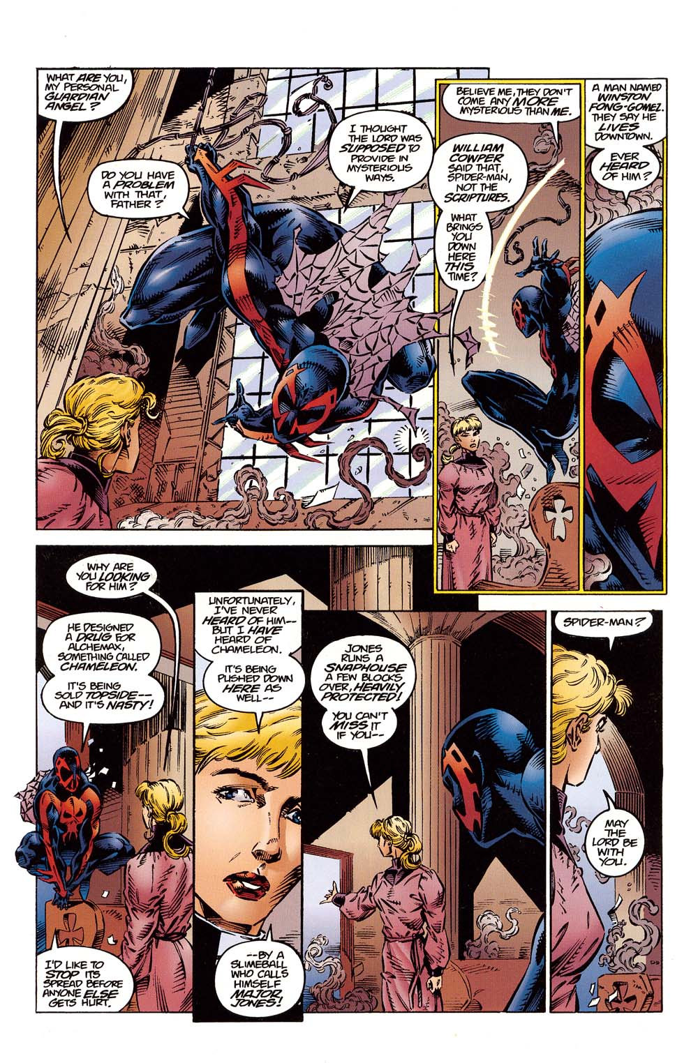 Read online 2099 Unlimited comic -  Issue #10 - 13