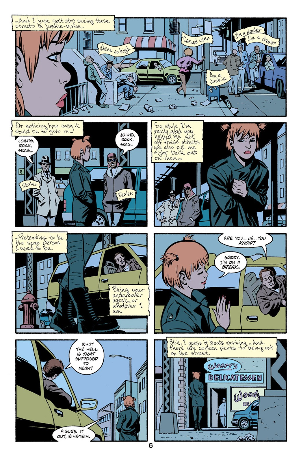 Catwoman (2002) Issue #6 #6 - English 7